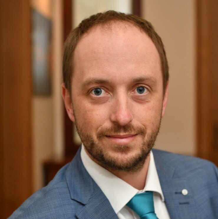 Mgr. Michal Pavlas - advokát
