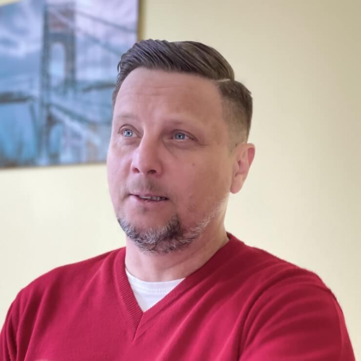 Vladimír Gajdoš - specialista online marketingu